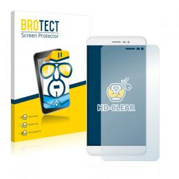 2x BROTECTHD-Clear Screen Protector Coolpad Porto S