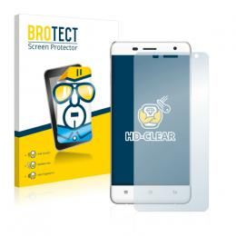 2x BROTECTHD-Clear Screen Protector Oukitel K4000 Pro