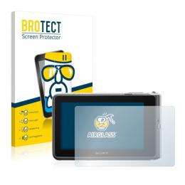 AirGlass Premium Glass Screen Protector Sony Cyber-Shot DSC-TX30