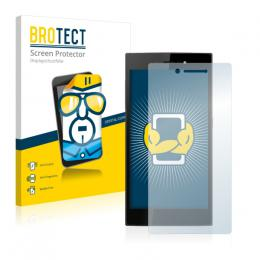 2x BROTECTHD-Clear Screen Protector Wiko Highway Star 4G