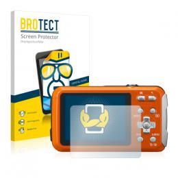 2x BROTECTHD-Clear Screen Protector Panasonic Lumix DMC-FT30