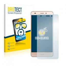 2x BROTECTHD-Clear Screen Protector Honor 7 Lite