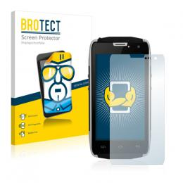 2x BROTECTHD-Clear Screen Protector Doogee Titans2 DG700