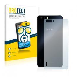 2x BROTECTHD-Clear Screen Protector Huawei Honor 6 Plus back