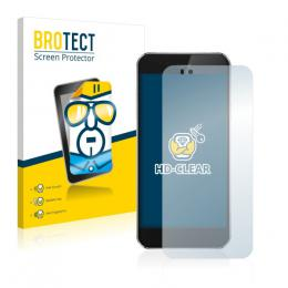 2x BROTECTHD-Clear Screen Protector Gigaset ME