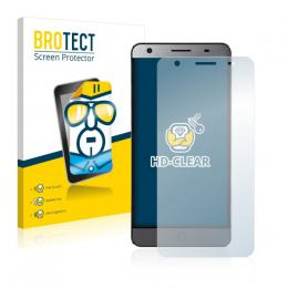 2x BROTECTHD-Clear Screen Protector Elephone P7000