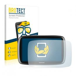 2x BROTECTHD-Clear Screen Protector TomTom GO 5100