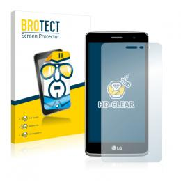 2x BROTECTHD-Clear Screen Protector LG Bello II