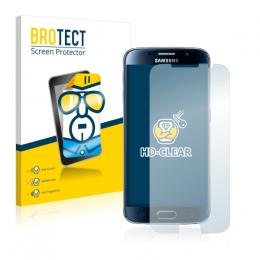 2x BROTECTHD-Clear Screen Protector Samsung Galaxy S6