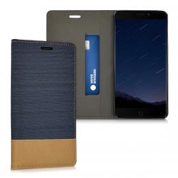 Pouzdro pro Elephone P9000 modré