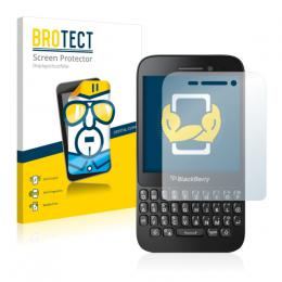 2x BROTECTHD-Clear Screen Protector BlackBerry Q5