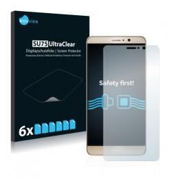 6x SU75 UltraClear Screen Protector Huawei Mate 9