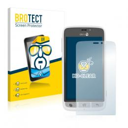 2x BROTECTHD-Clear Screen Protector Doro 8031