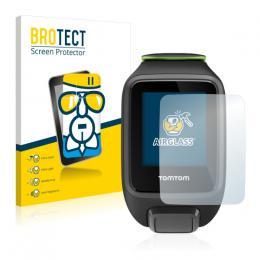 AirGlass Premium Glass Screen Protector TomTom Runner 3