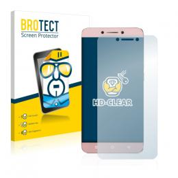 2x BROTECTHD-Clear Screen Protector LeEco Le Max 2