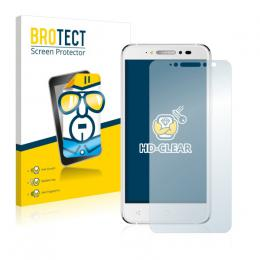 2x BROTECTHD-Clear Screen Protector Alcatel Shine Lite
