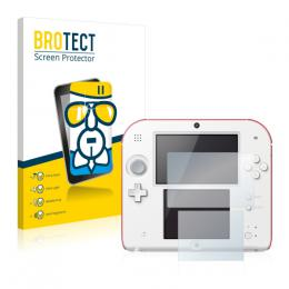 AirGlass Premium Glass Screen Protector Nintendo 2DS