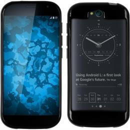 Pouzdro GEL pro YotaPhone 2 èerné