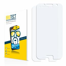 2x BROTECTHD-Clear Screen Protector Samsung Galaxy A3 (2017)
