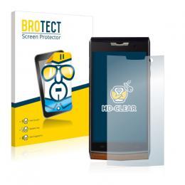 2x BROTECTHD-Clear Screen Protector Doogee T3