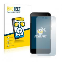 AirGlass Premium Glass Screen Protector Evolveo StrongPhone G4