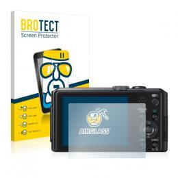 AirGlass Premium Glass Screen Protector Panasonic Lumix DMC-TZ41
