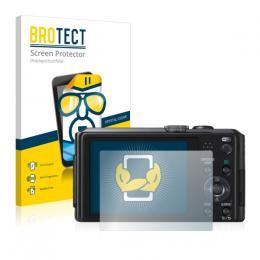 2x BROTECTHD-Clear Screen Protector Panasonic Lumix DMC-TZ41