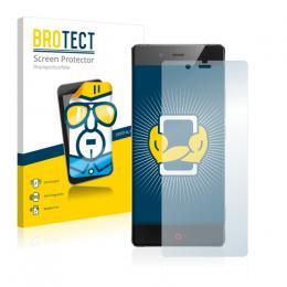 2x BROTECTHD-Clear Screen Protector ZTE Nubia Z9