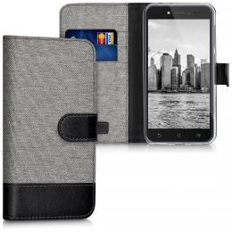 Pouzdro pro Asus ZenFone Live ZB501KL šedé