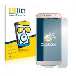 AirGlass Premium Glass Screen Protector Lenovo Moto G5S Plus