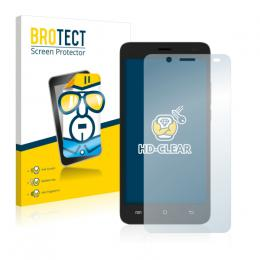 2x BROTECTHD-Clear Screen Protector Archos 50d Oxygen
