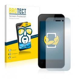 2x BROTECTHD-Clear Screen Protector Allview P4 Life
