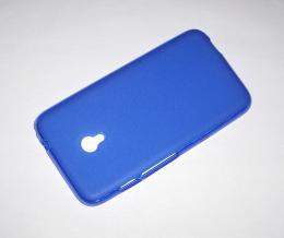 Pouzdro GEL Vodafone Smart Turbo 7 modré