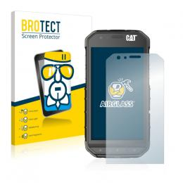 AirGlass Premium Glass Screen Protector Caterpillar Cat S31 - zvìtšit obrázek
