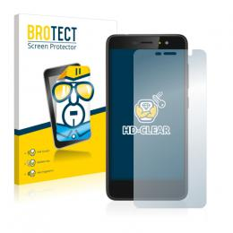 2x BROTECTHD-Clear Screen Protector Gigaset GS170