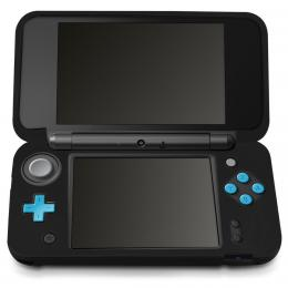 Pouzdro GEL pro New Nintendo 2DS XL èerné