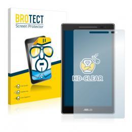 2x BROTECTHD-Clear Screen Protector Asus ZenPad 8.0 Z380M