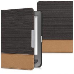 Pouzdro pro PocketBook Touch Lux 3 hnìdé