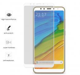 Tvrzené sklo 3D Tempered Glass HD33 Xiaomi RedMi 5 Plus bílé