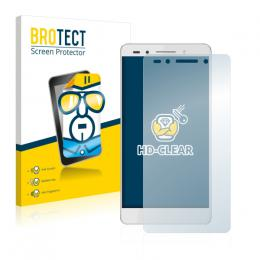 2x BROTECTHD-Clear Screen Protector Honor 7