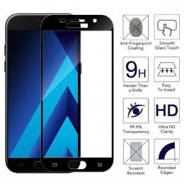 Tvrzené sklo 3D Tempered Glass HD33 Samsung Galaxy A5 (2017) èerné - zvìtšit obrázek