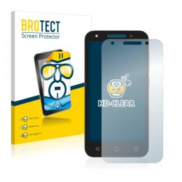 2x BROTECTHD-Clear Screen Protector Alcatel U5 4G