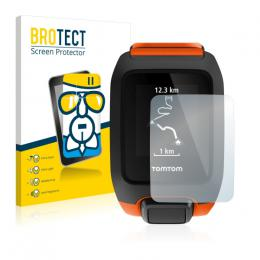 AirGlass Premium Glass Screen Protector TomTom Adventurer