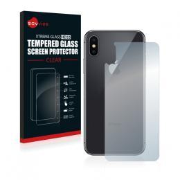 Tvrzené sklo Tempered Glass HD33 Apple iPhone X - zadní èást