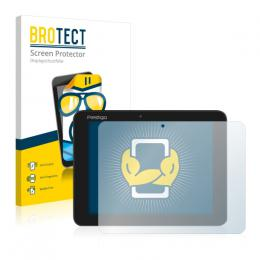 2x BROTECTHD-Clear Screen Protector Prestigio MultiPad Ranger 8.0