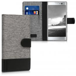 Pouzdro pro Sony Xperia XA2 šedé