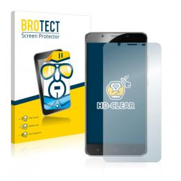 2x BROTECTHD-Clear Screen Protector Blackview P2