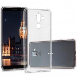 Pouzdro GEL pro Nokia 7 Plus