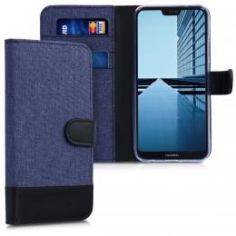 Pouzdro pro Huawei P20 Lite modré