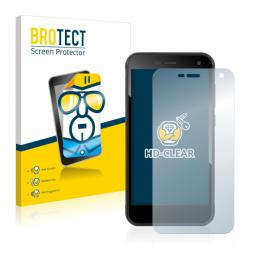 2x BROTECTHD-Clear Screen Protector Evolveo StrongPhone G4